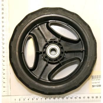 Rueda delantera para cortacésped Scheppach TT530SP série n° 0197