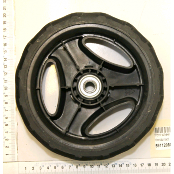 Ruota anteriore per tosaerba Scheppach TT530SP série n° 0197