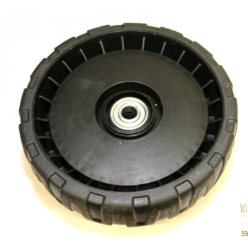 Front wheel for lawn mower Scheppach MS173-51E et Woodstar TT173-51E