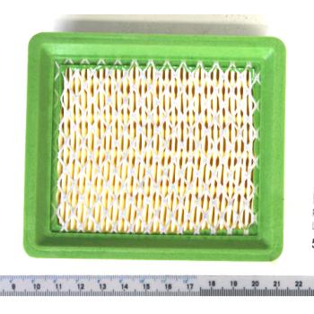 Complete air filter for lawn mower Scheppach MS173-51E and Woodstar TT173-51E