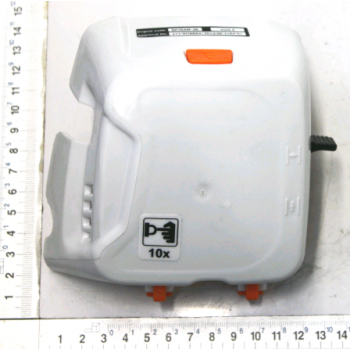 Full air filter for garden tool 4 in 1 and brush cutter Scheppach et Woodster 51,7 cm3