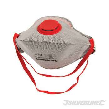 copy of Atemschutzmaske geformt ventil FFP3