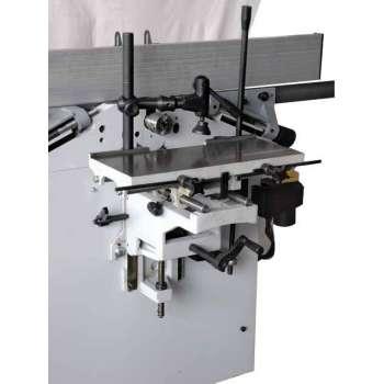 Mortajadora - Escopleadora para cepilladoras y regruesadoras Leman COM250 y RAD250