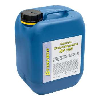 Coolant for metal machines
