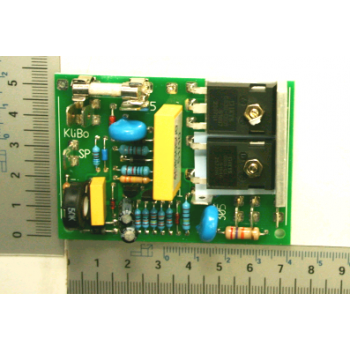 Electronic board for...