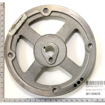 Magnetic steering wheel for mower Woodstar TT530SP série n° 0197