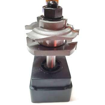 Fräser für Profile und Konterprofile  - Shaft 8 mm