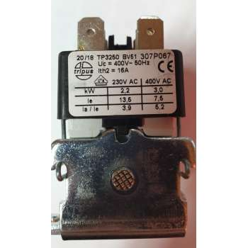 Contactor 400V for machines Kity
