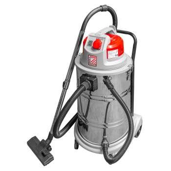 Aspirateur d'atelier eau et poussière Holzmann NTS60L