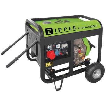 Groupe électrogène Zipper ZI-STE6700DH