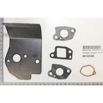 Sellos de carburador para cortacésped Scheppach MS224-53
