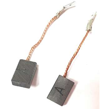 Carbones para hoja en sierra de inmersión (Kity 550, Scheppach CS55 y PL55, Divar 55)