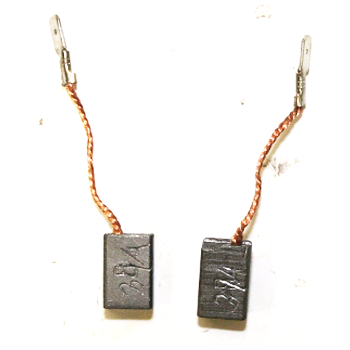 Carboncini per sega circolare Kity 750, Scheppach PL75, Divar 75