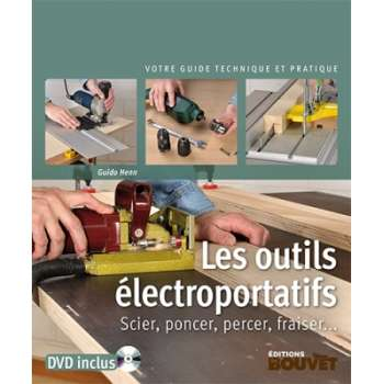 Livre et DVD sur les outils électroportatifs