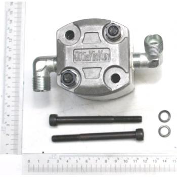 Pompe hydraulique pour fendeur vertical Scheppach HL1010, Woodstar LF90