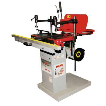 Drill bit mortiser with...