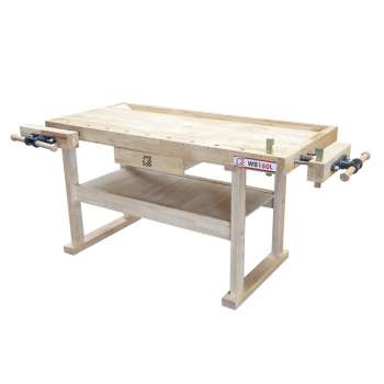 Wooden workbench Holzmann WB160L