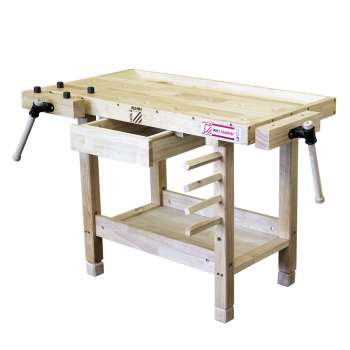 Wooden workbench for...