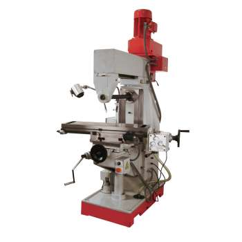 Universal Fräsmaschine Holzmann BF500 - 400 V