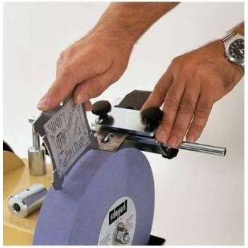 Angle guide for wet and dry sharpener 200 mm