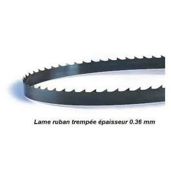 Bandsaw blade 1875 mm width 15 mm Thickness 0.36 mm