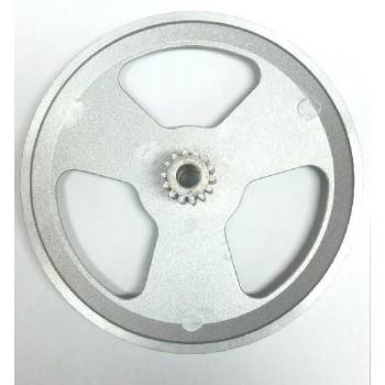 Unidad de rodillo con anillos para Bestcombi, 439 Kity y Plana 2. 0 c, Kity 1637 y 1647