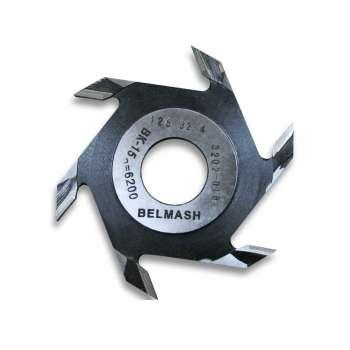 Fresa de ranura de 6 mm de ancho para Belmash SDMR2500