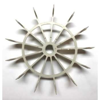 Fan wheel for compressor Parkside PKO 270 A1 und Scheppach HC24