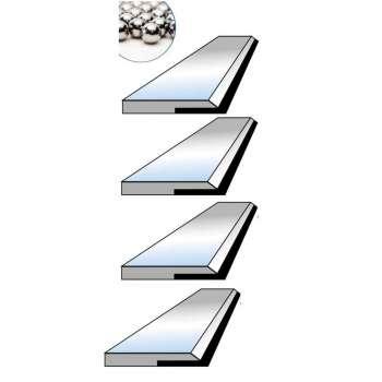 Cuchilla para cepilladora HM 410 x 20 x 3.0 mm para Plana 6.1c (juego de 4)