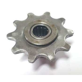 Pinion for planer and...