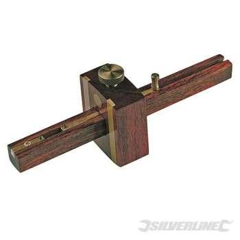 Trusquin de marquage en bois de rose 230 mm