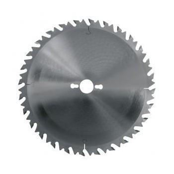 Hoja de sierra circular diámetro 250 mm - 24 dientes con limitador