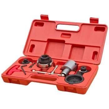Set di accessori e mandrino autocentrante a 4 griffe Ø70 mm