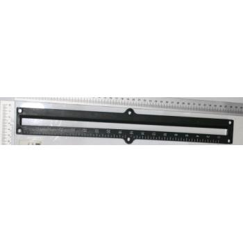 Inserto da tavola per sega radiale Scheppach HM120L