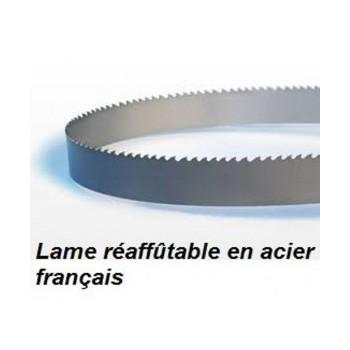 Hoja para sierra de cinta 2215 mm ancho 15 mm espesor 0.5 mm