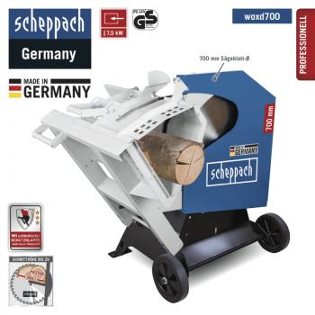 Log saw Scheppach Wox D700...