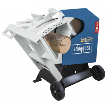 Sega circolare tronchi Kity Scheppach Wox D700 - 400V