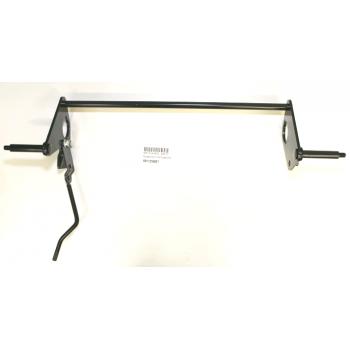Essieu arrière roue motrice pour tondeuse Scheppach MS196-53B