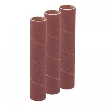 Rodillo abrasivo 114 mm para lijadora oscilante, grano 240, 3 diametros 19 mm
