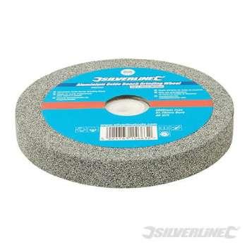 Meule grise pour touret à meuler diamètre 150 mm - Grain moyen