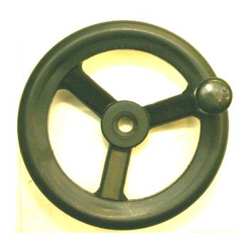 Handrad für bandsäge Kity 673, basierend auf 3H und Basa 3.0 V