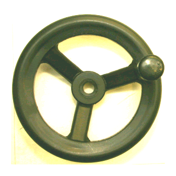 Handwheel for bandsaw Kity 673, Basato 3H and Basa 3.0 V