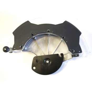 Protezione lama per troncatrice radiale Scheppach HM120L