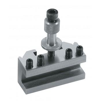 Porte-outils à support droit pour taille 20 pour tour à métaux