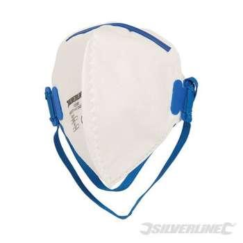 Maschera respiratoria pieghevole FFP2