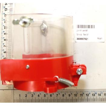 Drill chuck protection for drill press Scheppach DP16VL