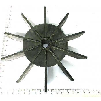Fan wheel for compressor...