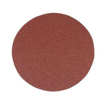 Abrasive disc dia. 50 mm grit 80 for sanding gouges on wood lathe