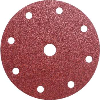 Hook & Loop abrasive disc...