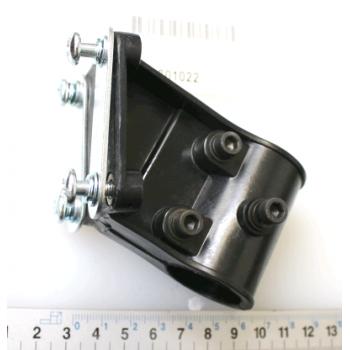 Adpatateur pour outil de jardin et débroussailleuse Scheppach et Woodster 32,6 cm3